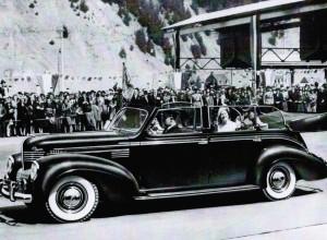 1939 Royal Tour Chrysler Lennon